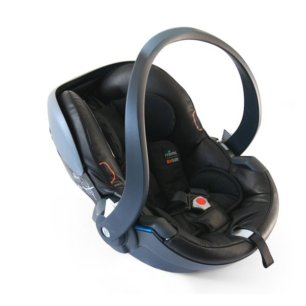 Mima besafe iZi Go Modular Xari Flair Black παιδικό κάθισμα αυτοκινήτου για Xari Flair Black 0-13 kg