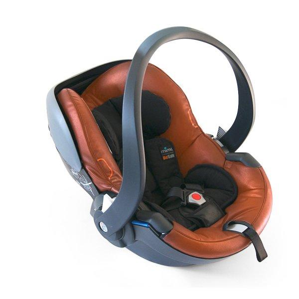 Mima be safe iZi Go Modular παιδικό κάθισμα αυτοκινήτου για Xari Flair Camel 0-13 kg