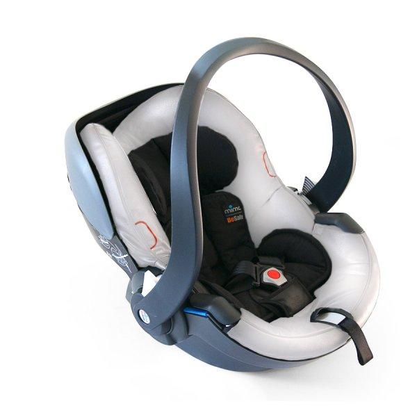 Mima besafe iZi Go Modular παιδικό κάθισμα αυτοκινήτου για Xari Flair Snow white 0-13 kg