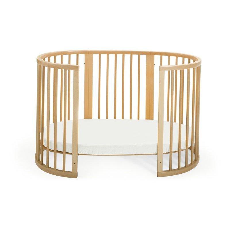 Stokke Bed extension  set επέκταση κρεβατιού 120cm Natural