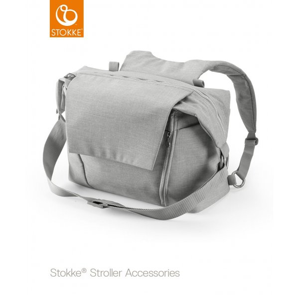 Stokke Changing Bag Grey Melange