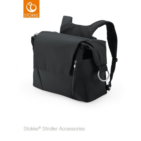 Stokke Changing Bag Black