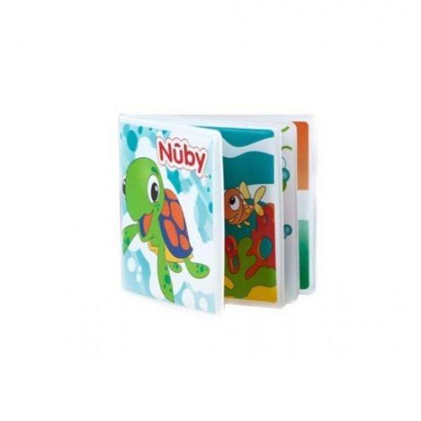 Nuby Βιβλίο Μπάνιου  squeaker vinyl free