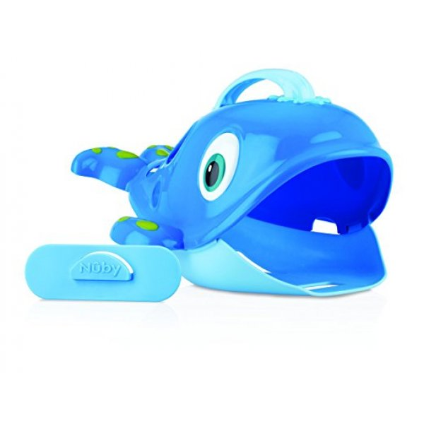 Nuby φάλαινα κουβαδάκι για παιχνίδια