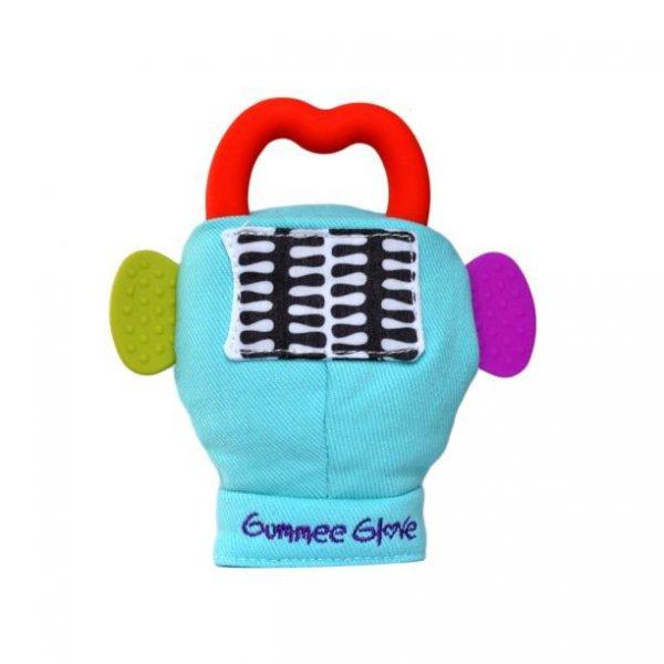 Gummee glove 3 έως 6 μηνών  blue