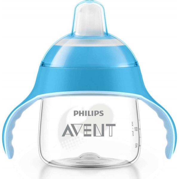 Philips Κύπελλο 200ml με λαβές /μπλε