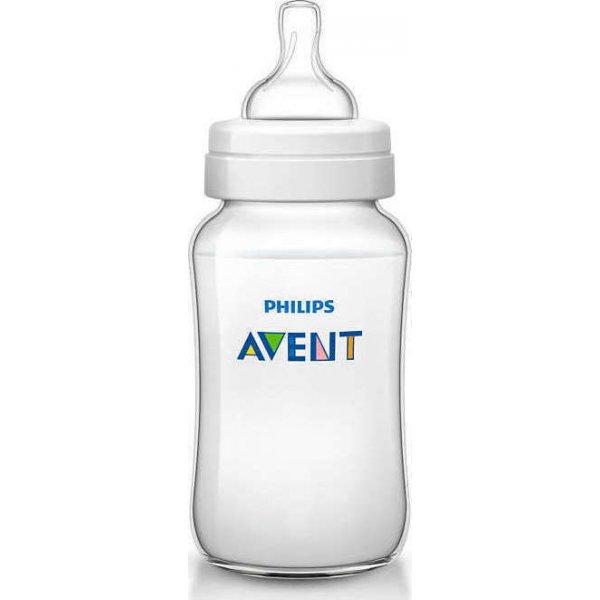 Philips Avent  classic+  Μπιμπερό πλαστικό 330ml