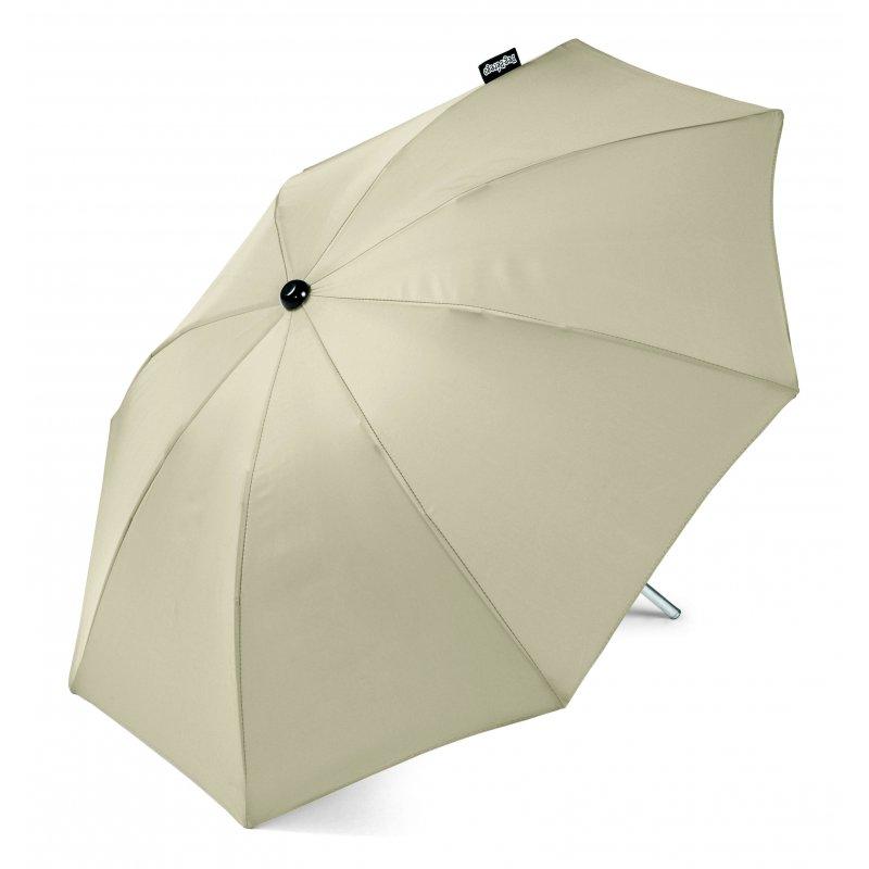 Peg Perego Αντάπτορας και ομπρέλα  για καρότσι BOOK Beige