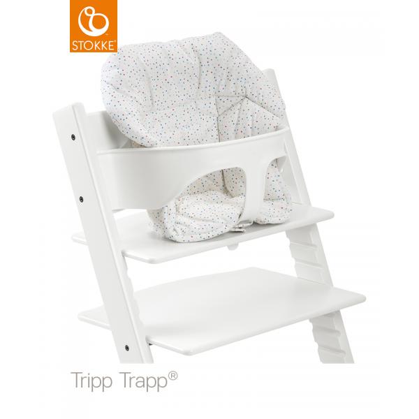 Stokke Tripp Trapp Mini baby cushion βρεφικό μαξιλάρι soft Sprinkle