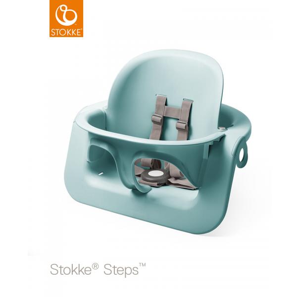 Stokke Steps Baby Set Βρεφικό σετ Aqua Blue