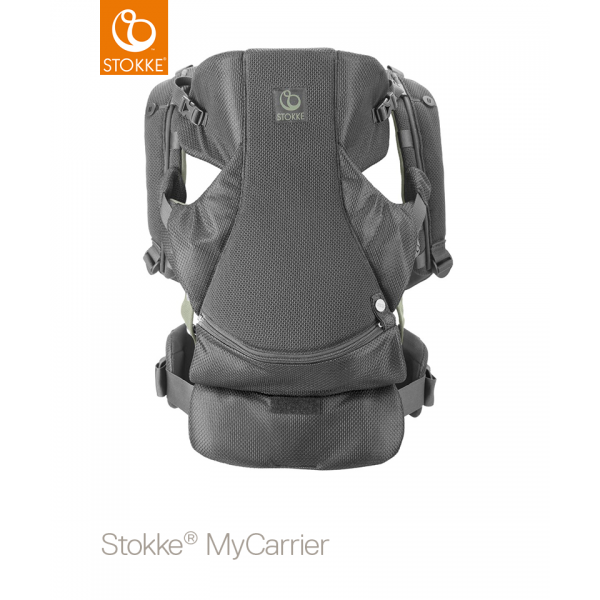 Stokke MyCarrier Front and Back Carrier Green Mesh