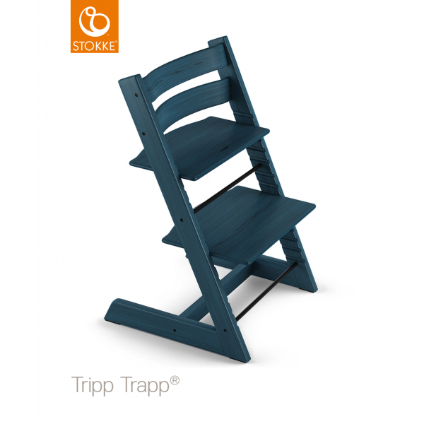 Stokke tripp trapp Midnight Blue κάθισμα φαγητού