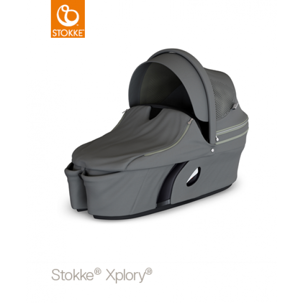 Stokke xplory carry cot athleisure Greenlim