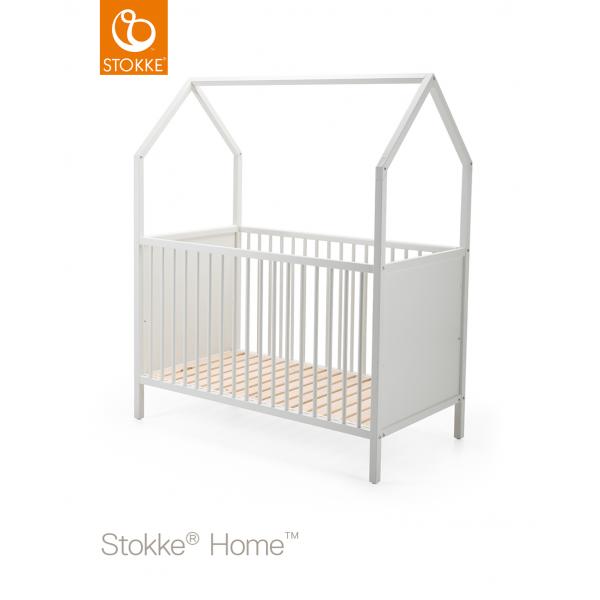 Stokke home παιδικό κρεβάτι White