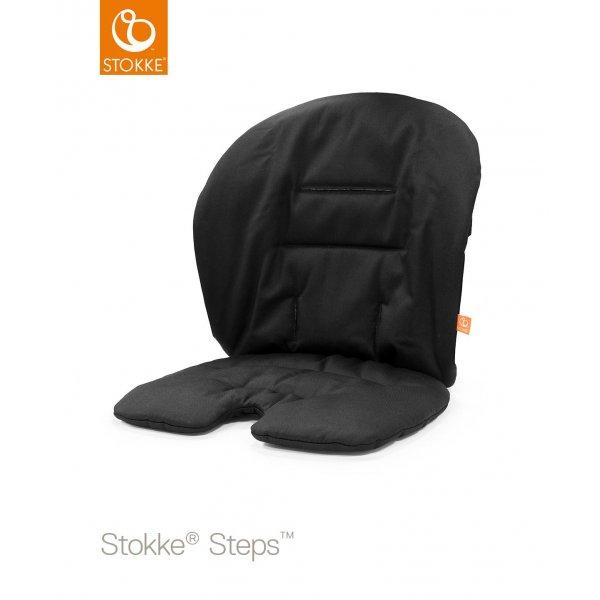 Stokke Steps Baby Cushion Black