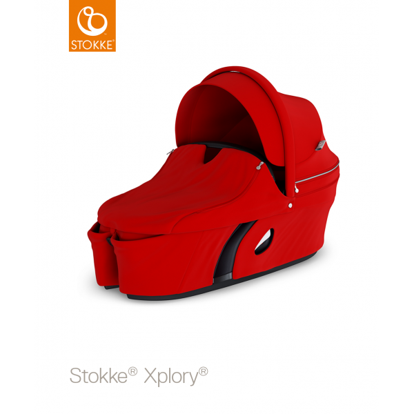Stokke Xplory Πορτ μπεμπέ V6 Red