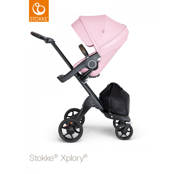 Stokke Xplory V6 παιδικό καρότσι Lotus Pink