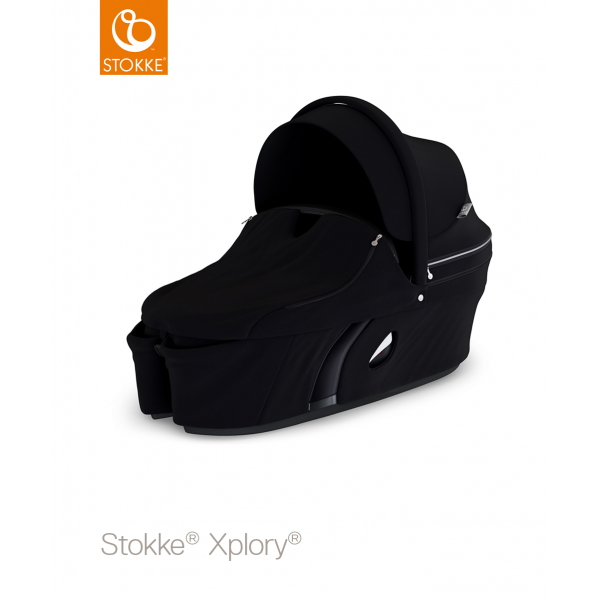 Stokke Xplory Πορτ μπεμπέ V6 Black
