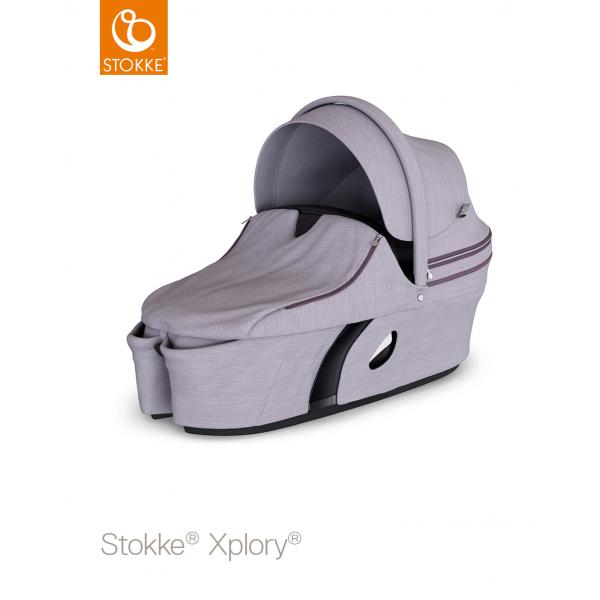 Stokke Xplory Πορτ μπεμπέ V6 Brushed Lilac