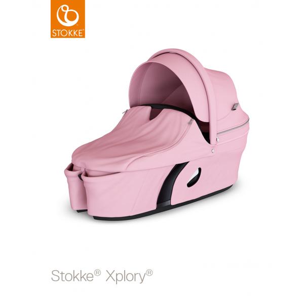 Stokke Xplory Πορτ μπεμπέ V6 Lotus Pink