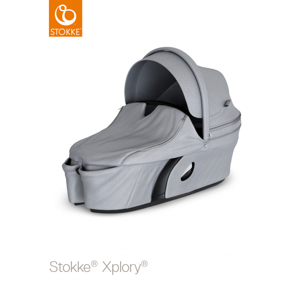 Stokke Xplory Πορτ μπεμπέ V6 Grey Melange