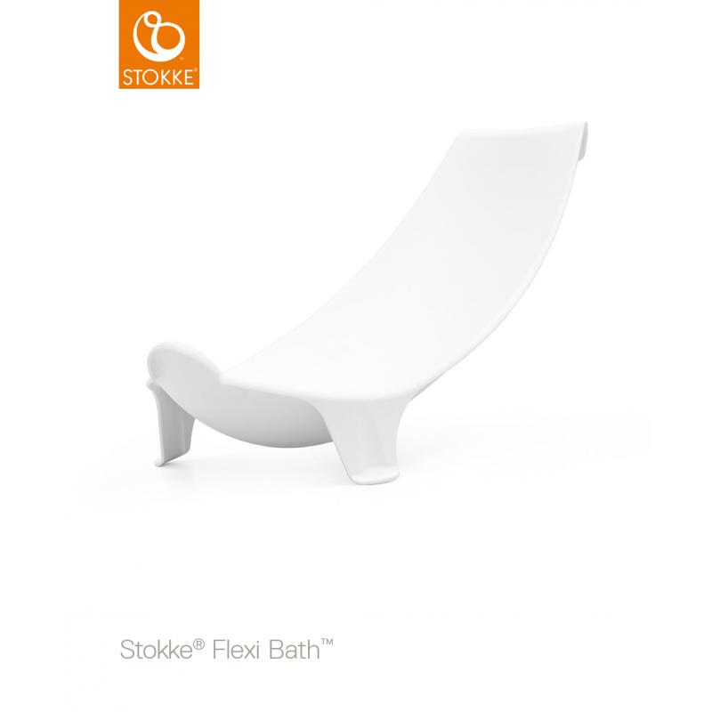Stokke flexi bath Newborn βάση νεογέννητου white