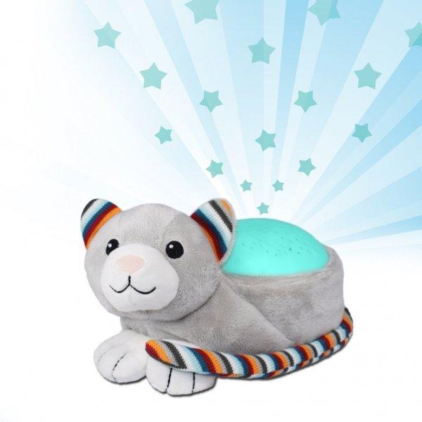 Zazu γατούλα Προτζέκτορας νανουρίσματος & λευκούς ήχους kiki