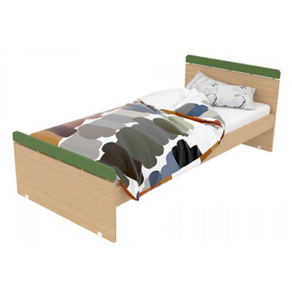 AlfaSet  Παιδικό κρεβάτι Frodo Μονό με  προέκταση μελαμίνης