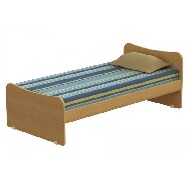 AlfaSet  Παιδικό κρεβάτι Soft Μονό