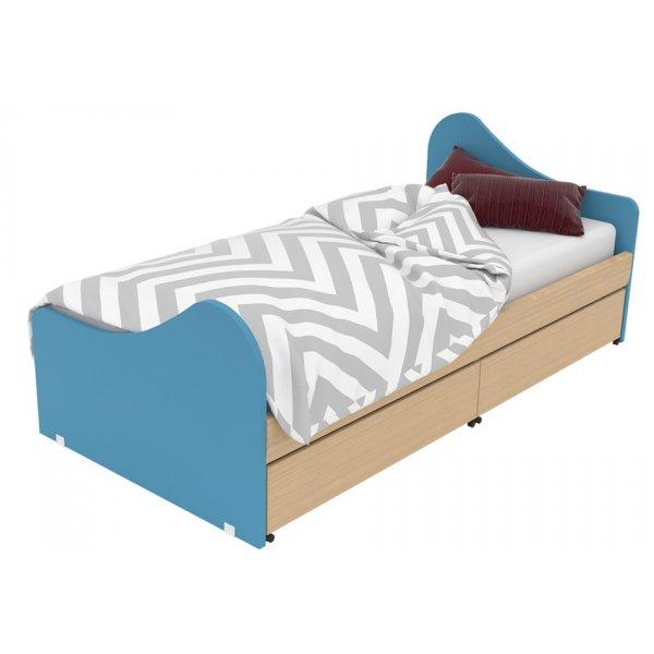 AlfaSet  Παιδικό κρεβάτι Surf Μονό
