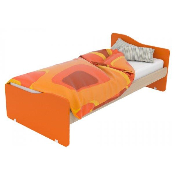 AlfaSet  Παιδικό κρεβάτι Tetra Ημίδιπλο