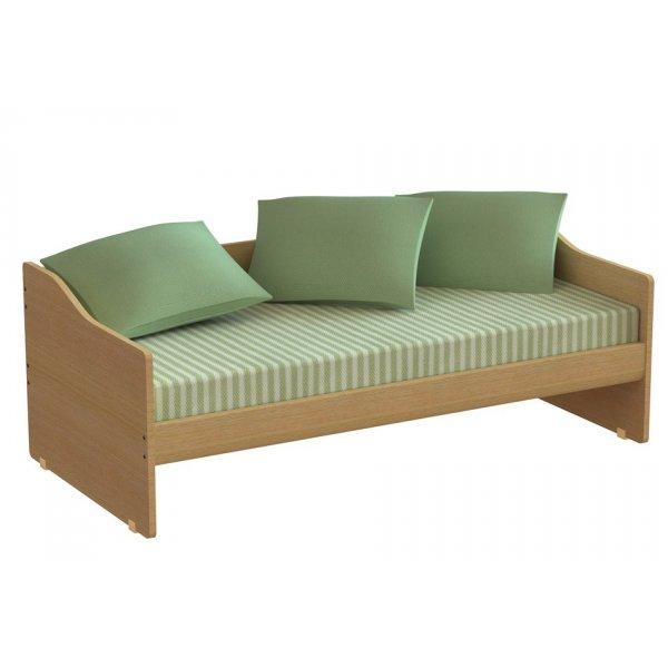 AlfaSet  Παιδικό κρεβάτι Tetra sofa Μονό