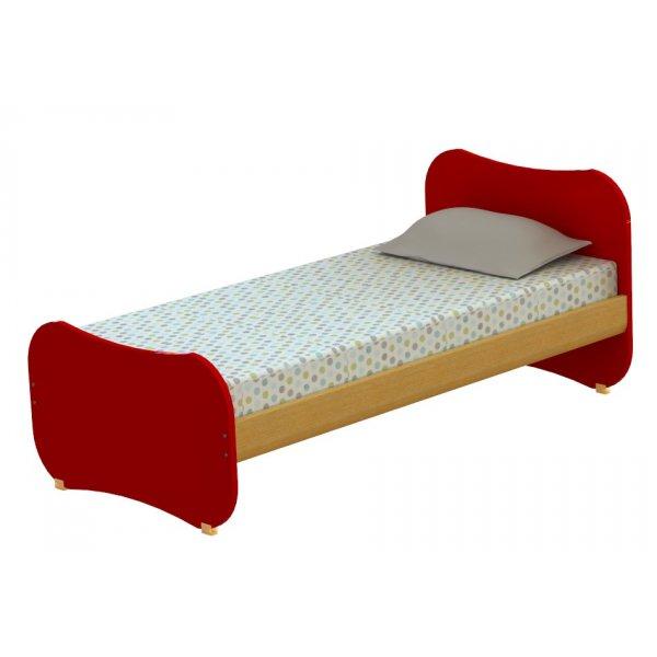 AlfaSet  Παιδικό κρεβάτι Track Μονό