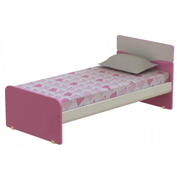 AlfaSet  Παιδικό κρεβάτι Wave Μονό