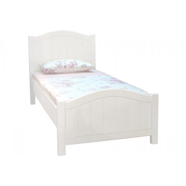 AlfaSet   κρεβάτι Dream λακαριστό  μονό