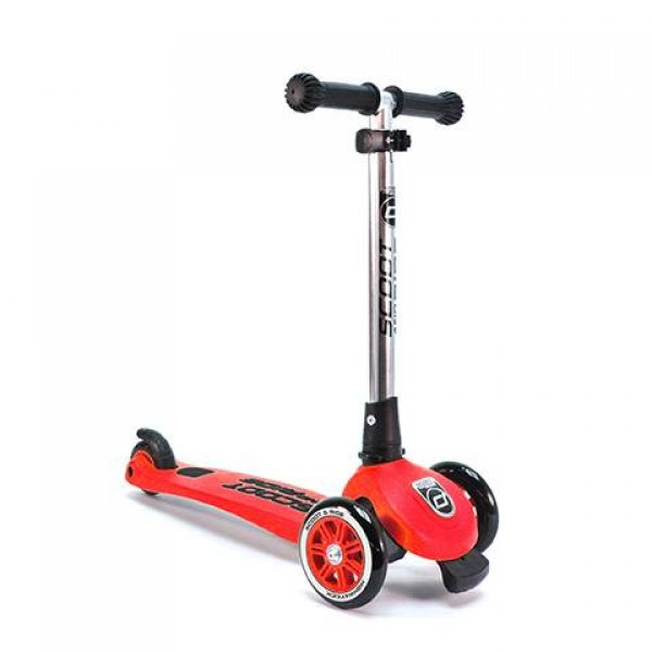 Scoot n Ride πατίνι Highwaykick 3 foldable Red