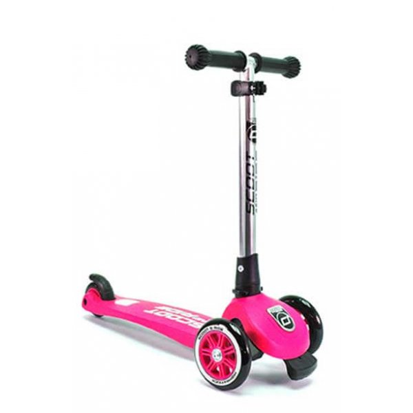 Scoot n Ride πατίνι Highwaykick 3 foldable Pink