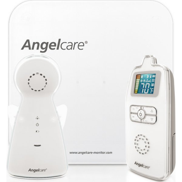AngelCare Συσκευή Ανίχνευσης Αναπνοής - Ενδοεπικοινωνία AC403