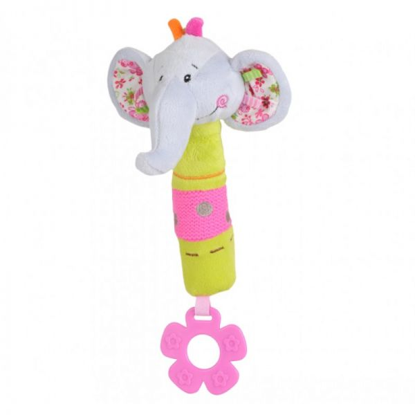 Baby Ono Elephant squeaker μασητικό με ήχο
