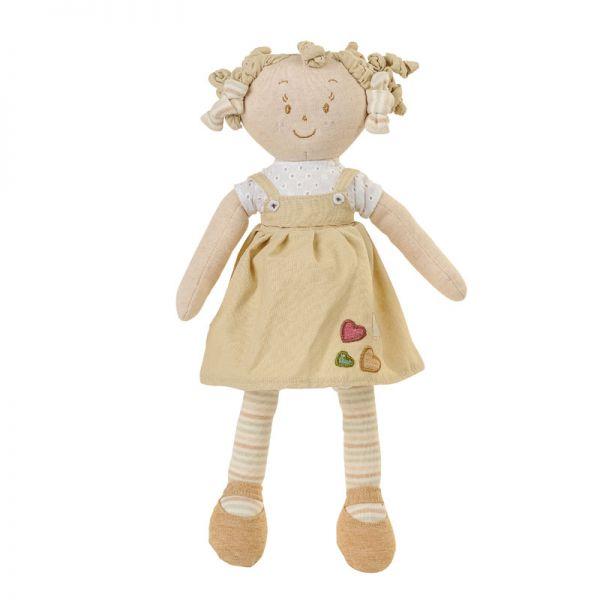 Baby Ono Natural Doll Lily κουκλίτσα η μικρή Λίλη