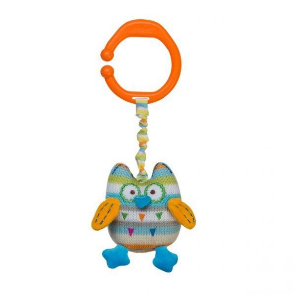Baby Ono Vibration toy  Owl παιχνίδι με δόνηση