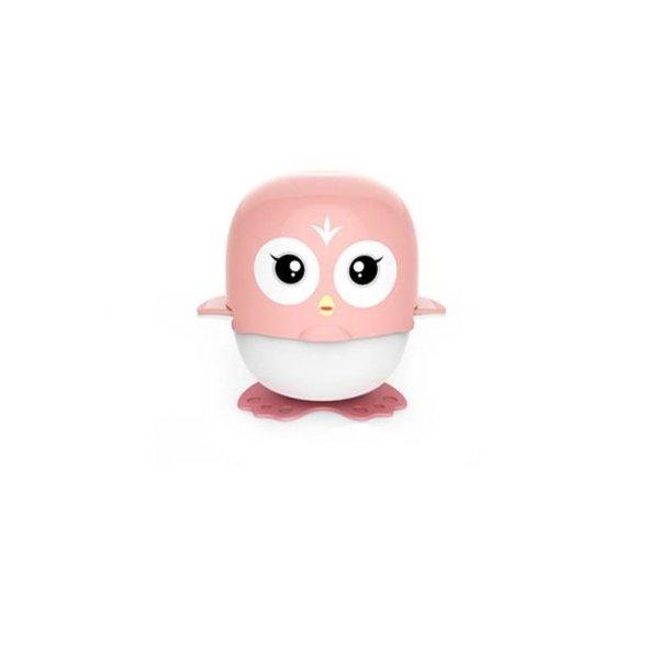 Berz baby Cartoon Grinder ροζ σπουργιτάκι Σετ παρασκευής φαγητού 6 σε 1
