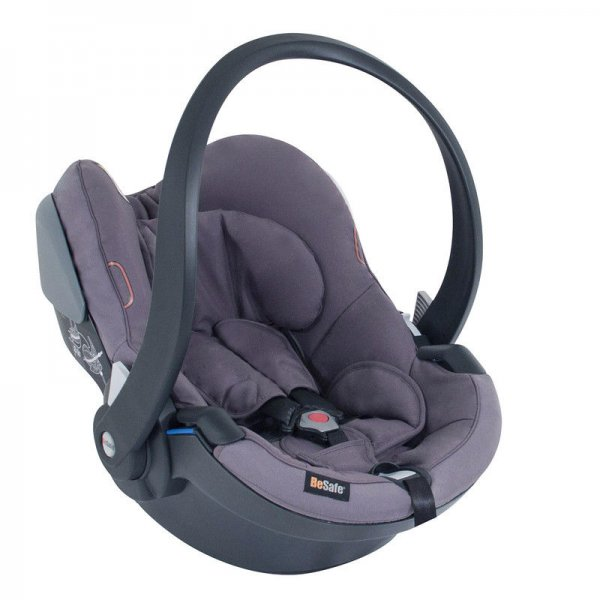 BeSafe παιδικό κάθισμα iZi Go X1 Lava Grey