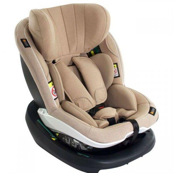 BeSafe παιδικό κάθισμα iZi Modular i-Size Ivory Melange