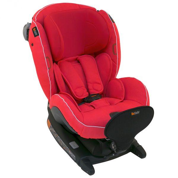 BeSafe παιδικό κάθισμα iZi Combi X4 ISOfix Sunset Melange