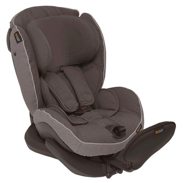 BeSafe παιδικό κάθισμα iZi Plus Metallic Melange