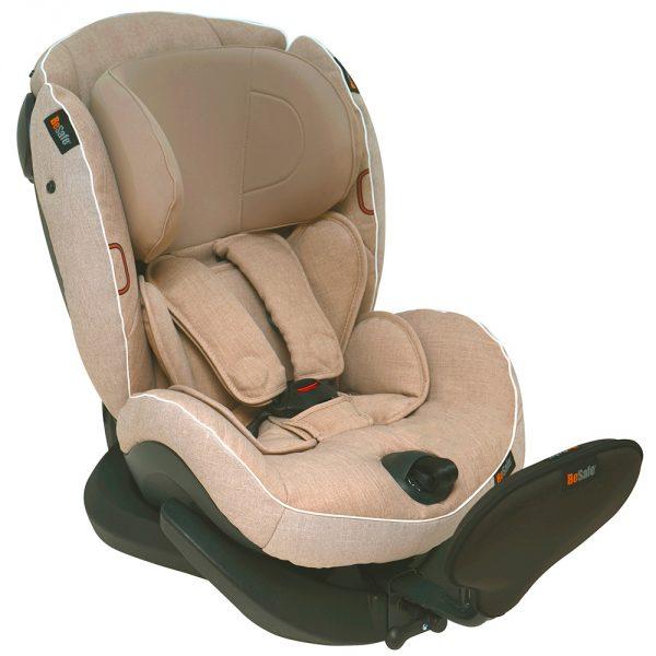 BeSafe παιδικό κάθισμα iZi Plus Ivory Melange