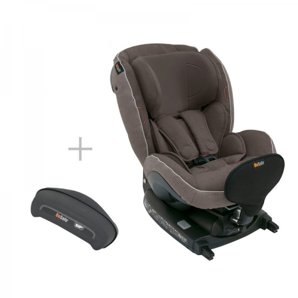 BeSafe παιδικό κάθισμα iZi Kid X2 i-Size Metallic Melange