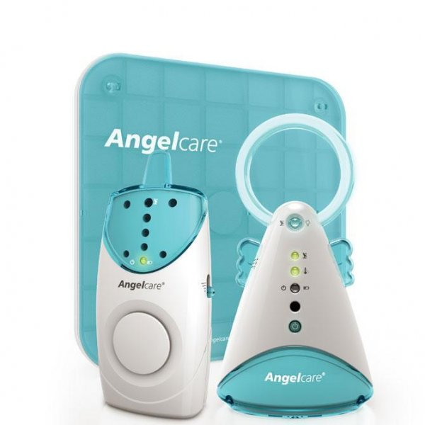 Angelcare Συσκευή Ανίχνευσης Αναπνοής & Ενδοεπικοινωνία AC601