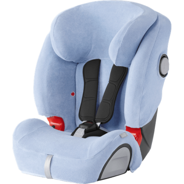 Britax Romer summer cover Evolva 123 SL SICT Blue